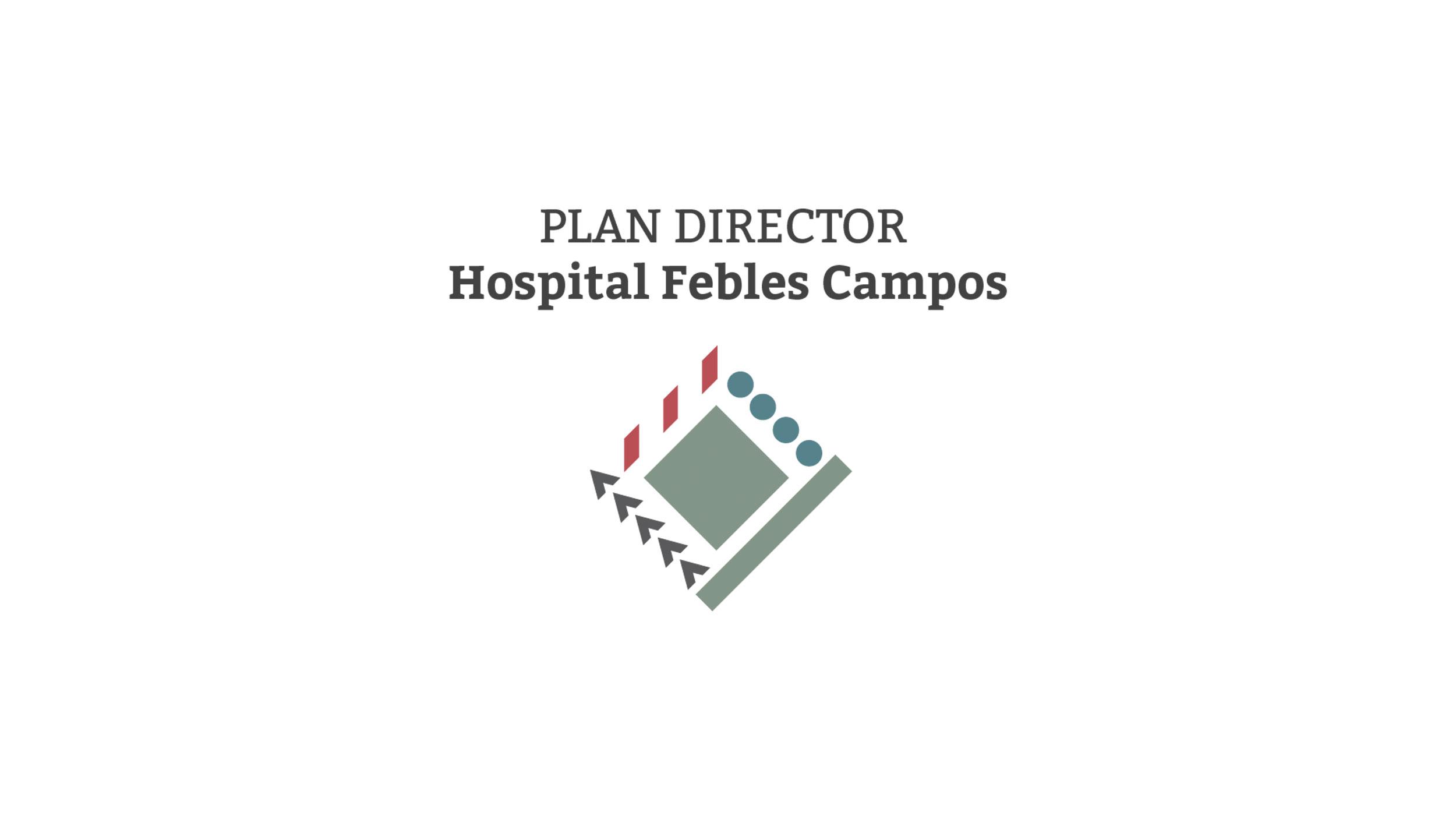 PLAN DIRECTOR DEL PABELLÓN GERIÁTRICO Febles Campos