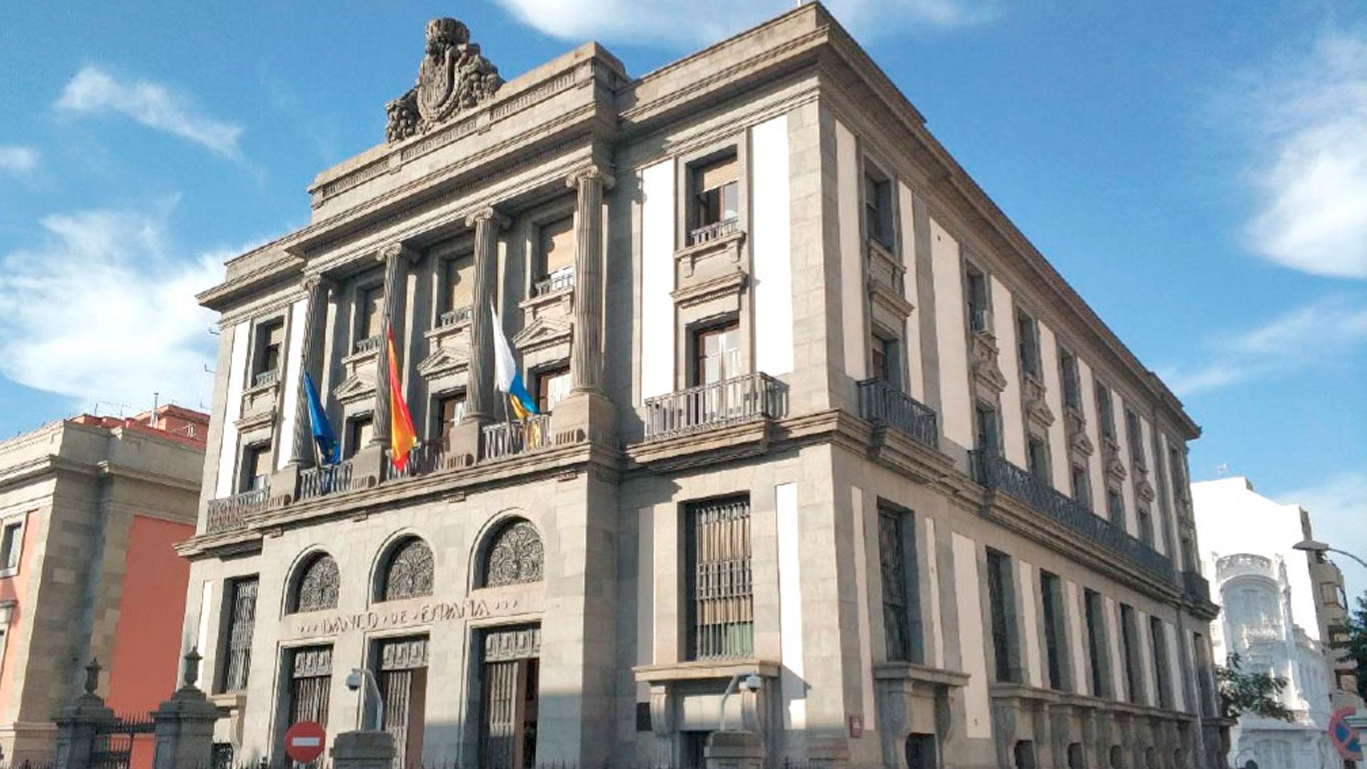 ESTUDIO DEL ESTADO DE CONSERVACIÓN de la Fachada del Banco de España